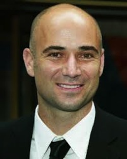 Booking Agent for Andre Agassi