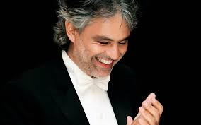 Booking Agent for Andrea Bocelli