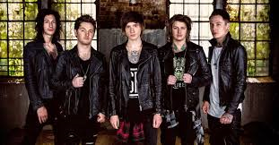 Booking Asking Alexandria
