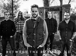 Booking Between the Buried and Me