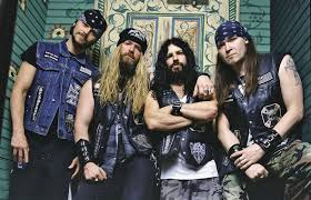 Book Black Label Society