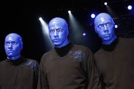 Booking Blue Man Group