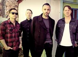 Booking Blue October
