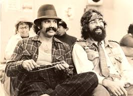 Booking Cheech & Chong