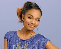 Booking China Anne McClain