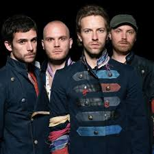 Booking Coldplay