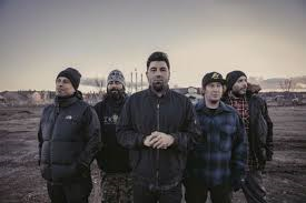 Booking Deftones