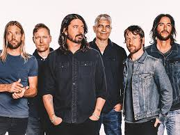 Book Foo Fighters