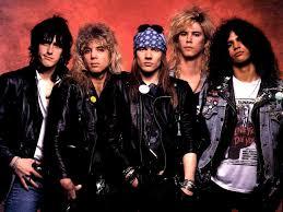 Book Guns N Roses