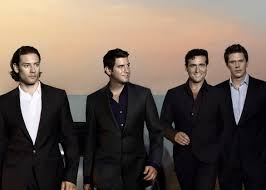 Booking Il Divo