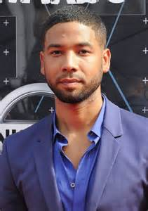 Booking Jussie Smollett