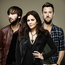 Booking Lady Antebellum