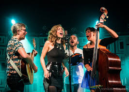 Booking Lake Street Dive
