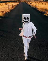 Booking Marshmello