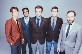 Booking Punch Brothers