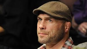 Booking Randy Couture