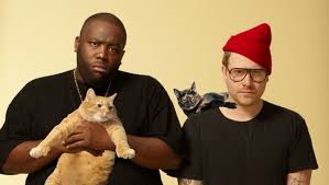 Booking Run The Jewels