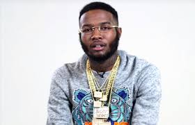 Booking Shy Glizzy