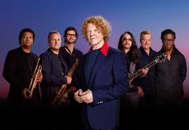 Booking Agent for Simply Red