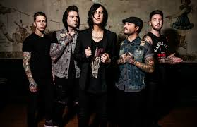 Booking Sleeping With Sirens