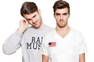 Book The Chainsmokers