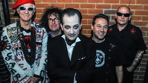 Booking Agent for The Damned