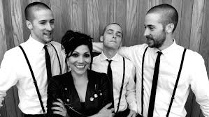 Booking Agent for The Interrupters