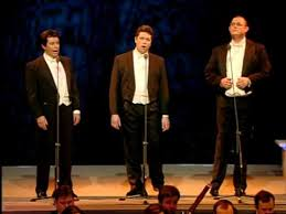 Booking The Irish Tenors
