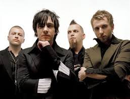 Booking Three Days Grace