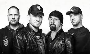 Booking Volbeat