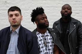 Booking Agent for Young Fathers