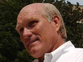 Booking Terry Bradshaw