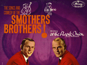 Booking Agent for Smothers Brothers