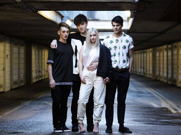 Book Clean Bandit