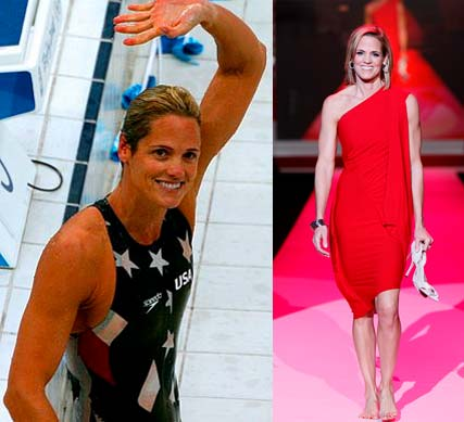 Booking Agent for Dara Torres