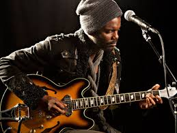 Booking Gary Clark Jr.