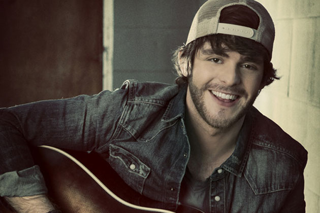 Book Thomas Rhett