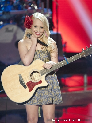 Booking Raelynn