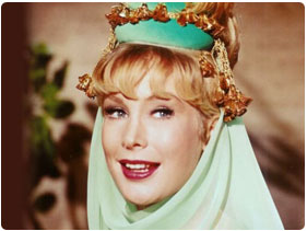 Booking Agent for Barbara Eden