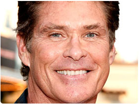 Booking David Hasslehoff