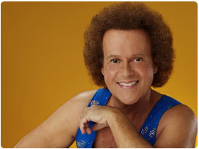 Booking Richard Simmons