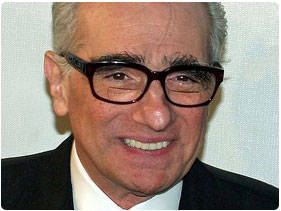 Booking Martin Scorsese