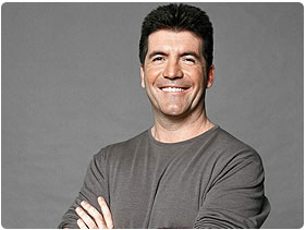 Book Simon Cowell