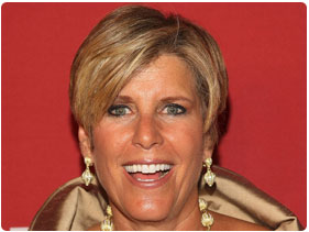 Booking Suze Orman