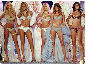 Booking Victorias Secret Fashion Show