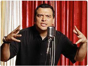Booking Carlos Mencia