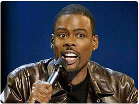 Book Chris Rock