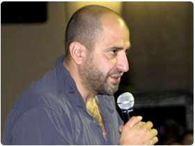Booking Dave Attell