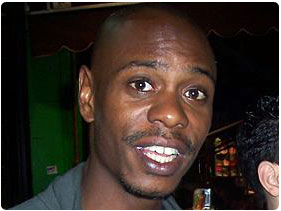 Booking Dave Chappelle
