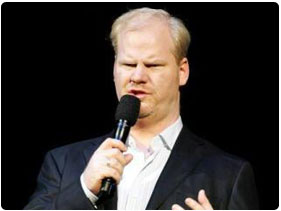 Booking Jim Gaffigan